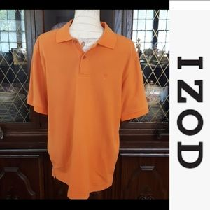 Free with purchase M orange Polo golf shirt